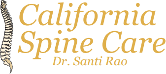 California Spine Logo